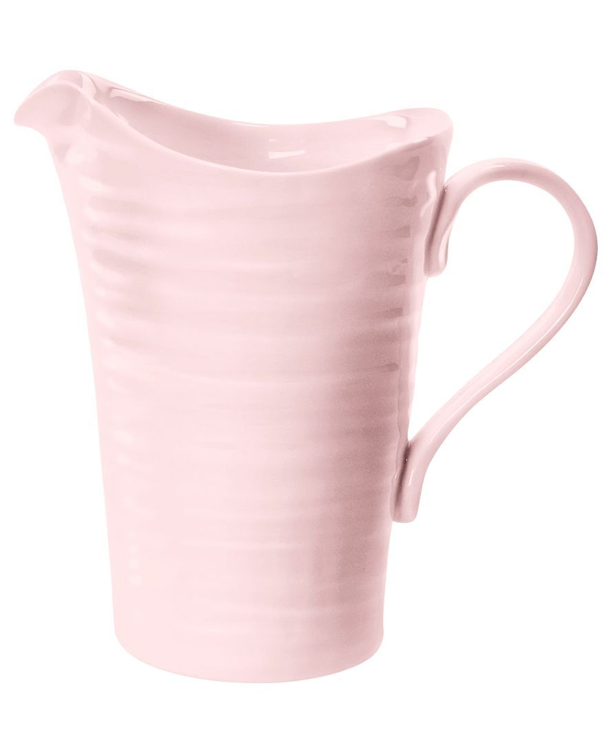Portmeirion Serveware, Sophie Conran Pink Large Pitcher