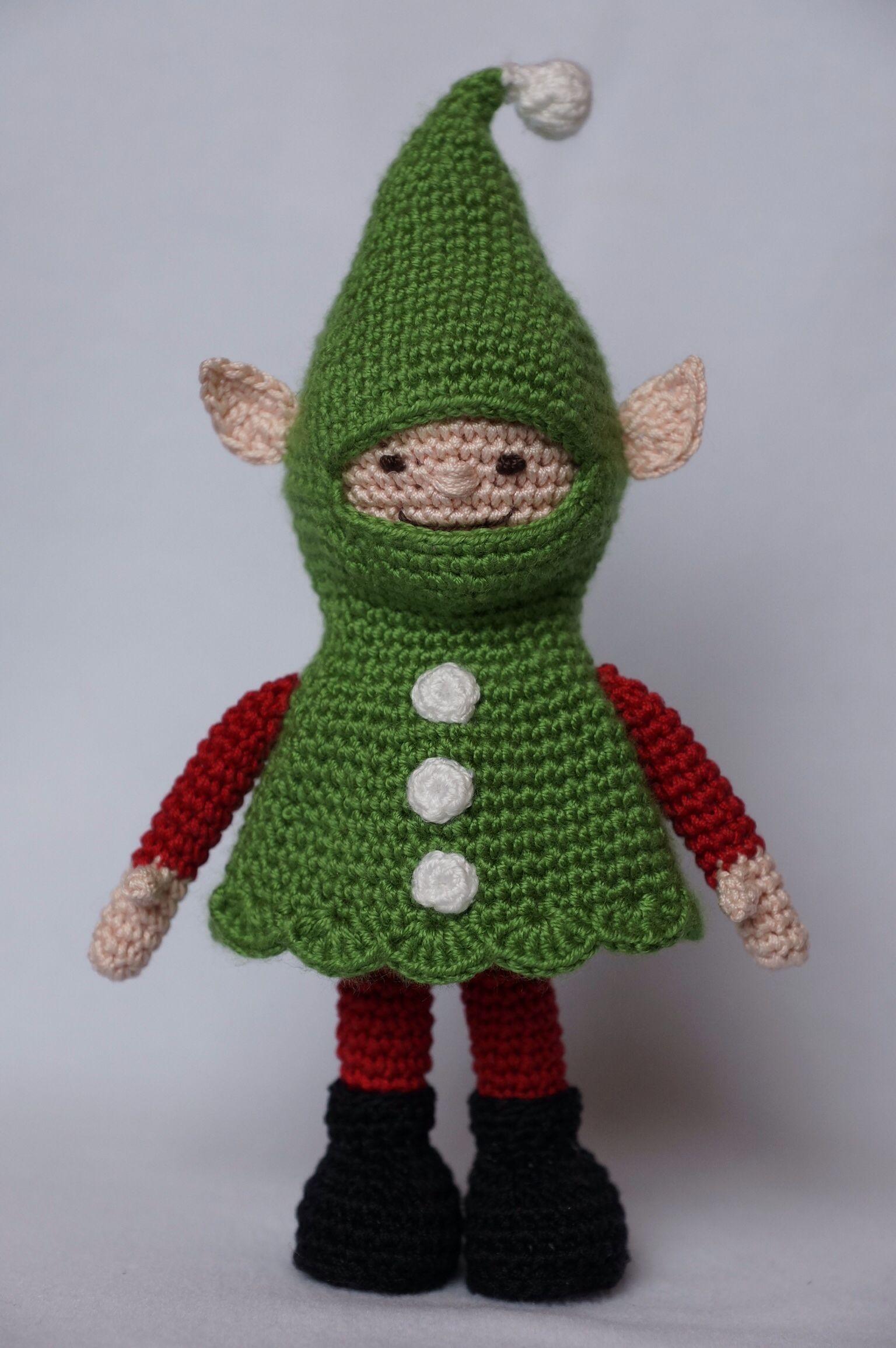 Amigurumi Gnome;) Crochet: Amigurumi Pinterest