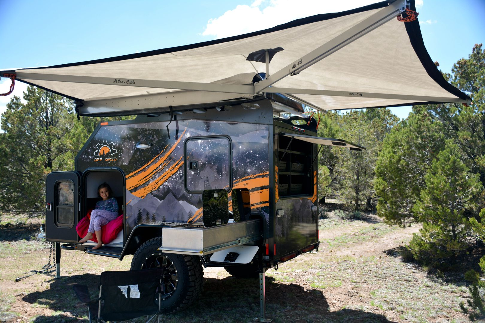 Gallery   Off road trailer, Expedition trailer, Off grid ...