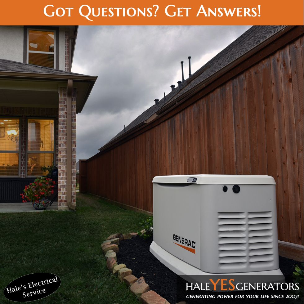 Frequently Asked Generac Power Questions Transfer Switch Home Backup Generator This Or That Questions