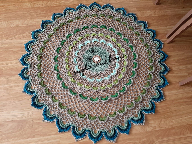 #paspas #elişi #örgü #crochet #evdekorasyon #hobi