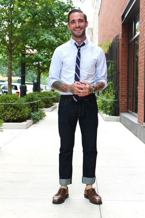Style Advice Of The Week The Grungy Gentleman Every Man Should