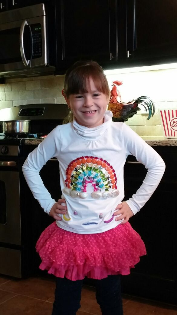 100 Th Days Of School Shirt Rainbow With Different Materials