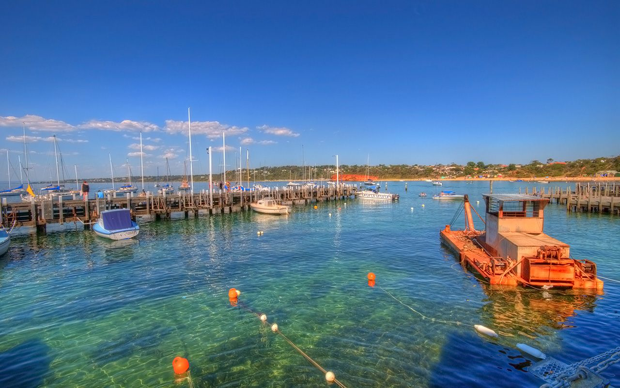 Australia Mornington Peninsula Beach Resort Melbourne Victoria