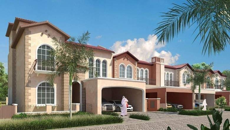 Townhouses Up For Sale In Green Community Motor City Khaleej Times Townhouse Dubai Real Estate Real Estate