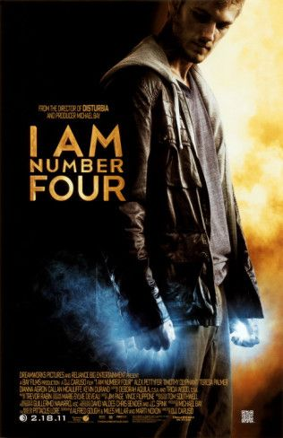 I Am Number Four Masterprint is part of Four movie, I am number, I am number four, Good movies, Streaming movies, 2011 movies -
