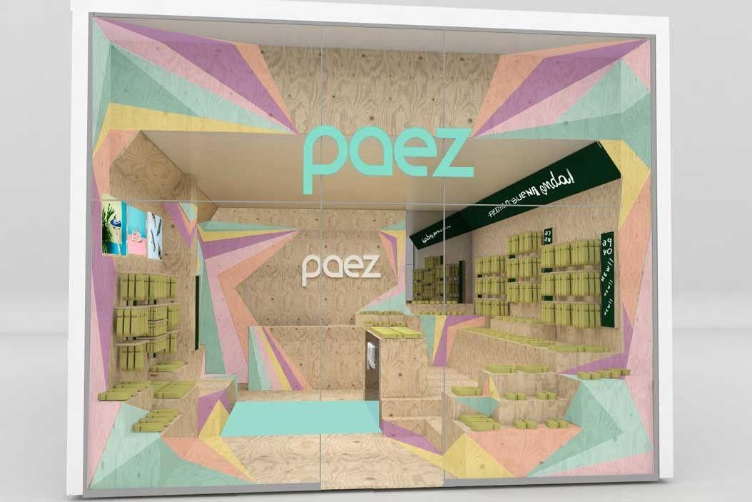 PAEZ Store Guayaquil // Retail Design   Studiostore