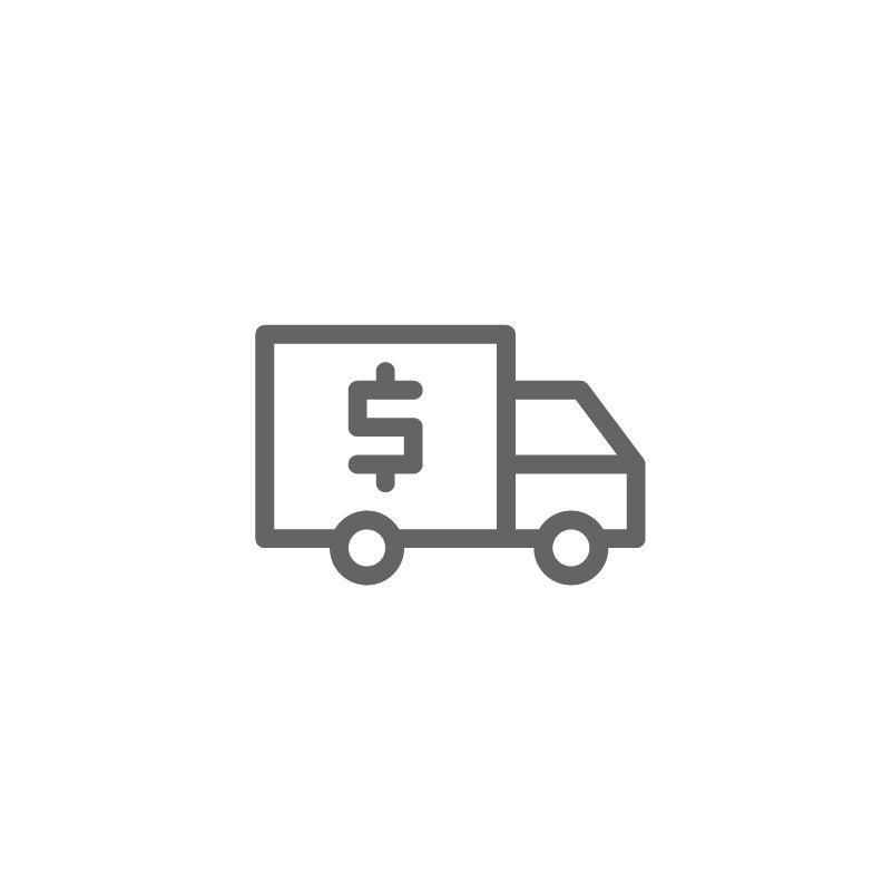 Money Truck Van Icon Download On Iconfinder App Logo Icon App Icon Design