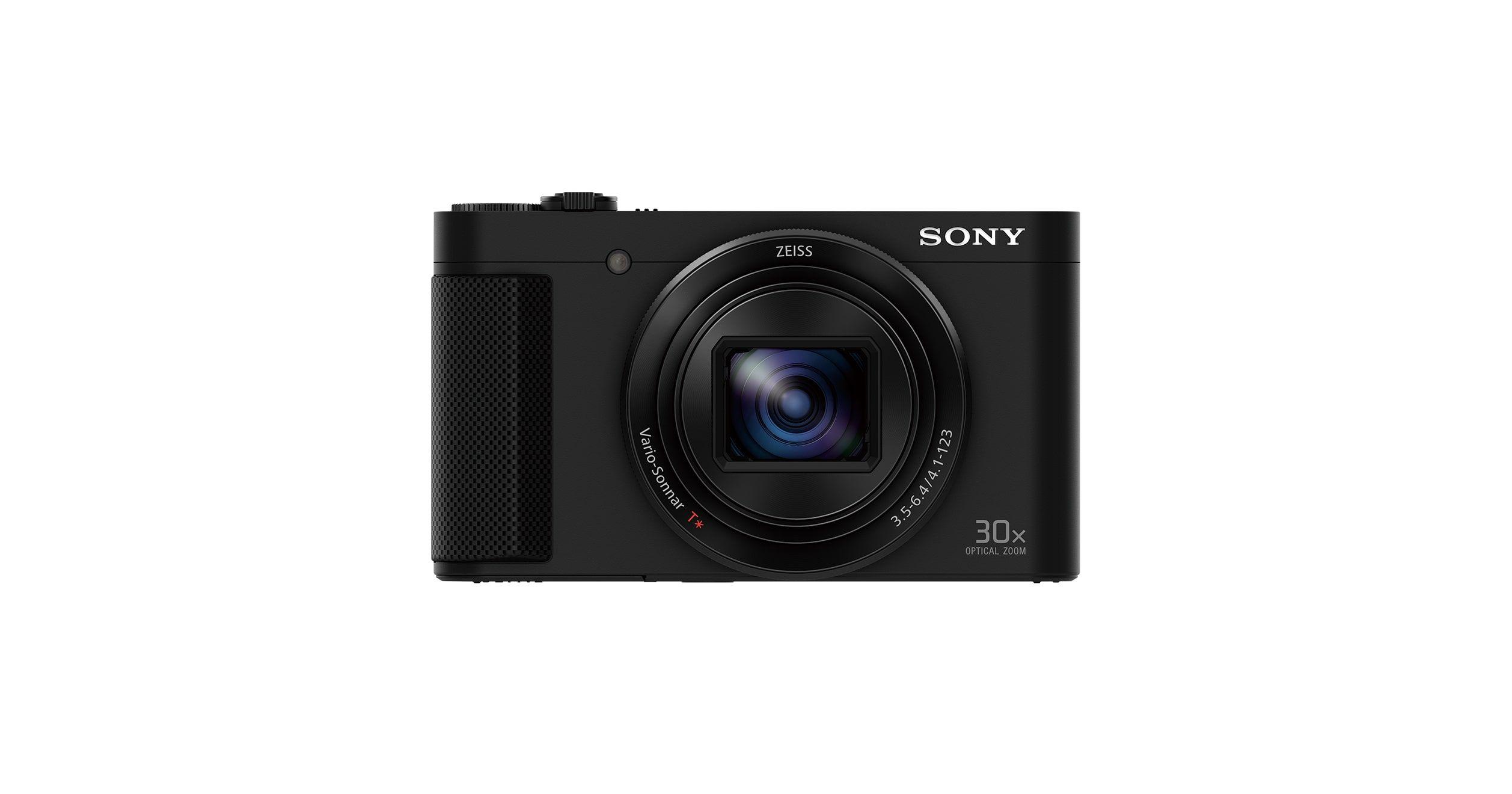 Hx90v Compact Camera With 30x Optical Zoom Sony Cybershot Compact Digital Camera Vlogging Camera