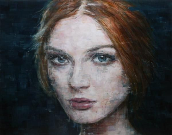 Harding Meyer  - Portrait Paintings by Harding Meyer  <3 <3