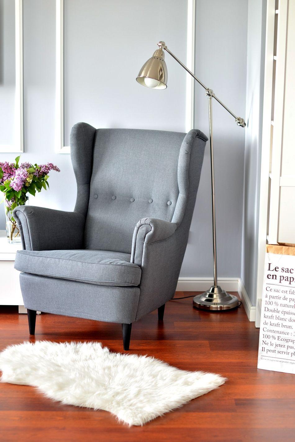 ikea fotel strandmon - Szukaj w Google  Haus deko, Ikea stuhl