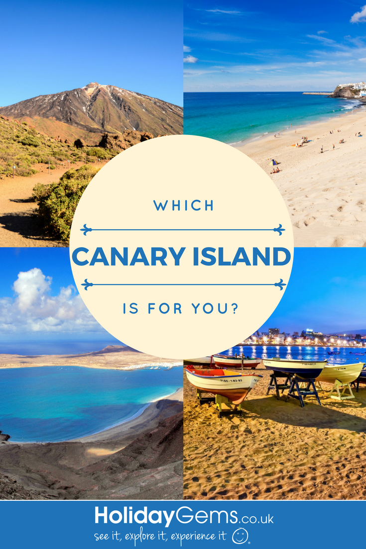 Which Canary Island Is For You Canary Islands Island Travel Tenerife