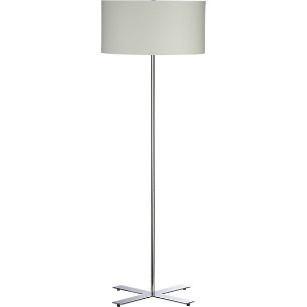 x chrome floor lamp - $149 (less 15% is $126.65) another great ...