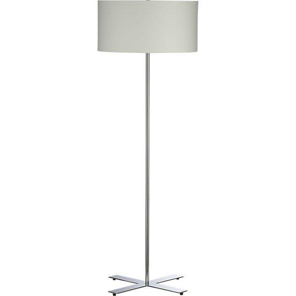 X Chrome Floor Lamp Chrome Floor Lamps Floor Lamp Modern Floor Lamps
