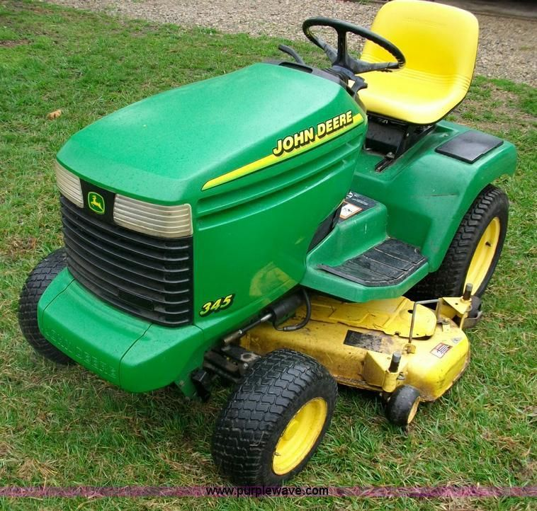 Troubleshooting John Deere Lawn Tractors | Home design ideas