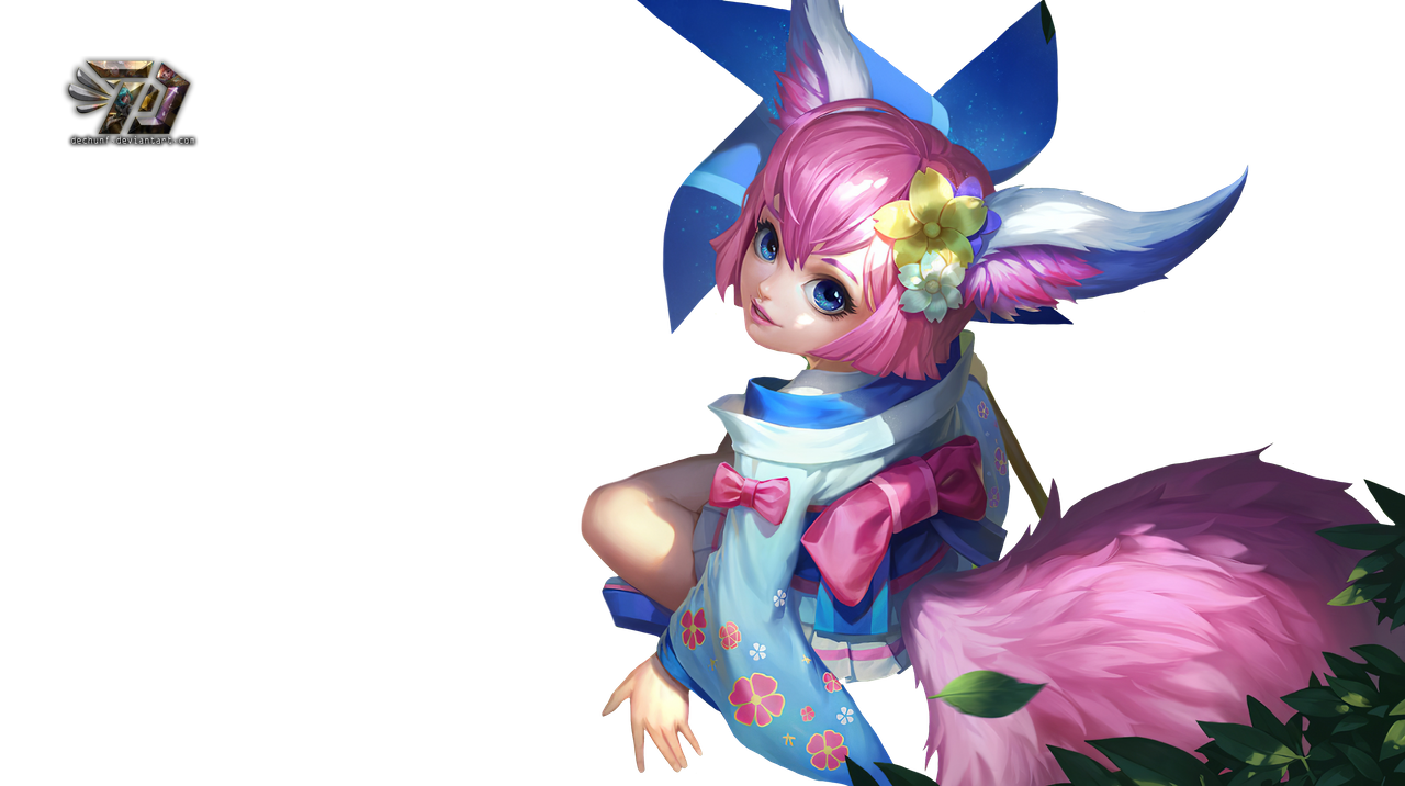 Skin Nana Special Mlbb Png By Dechunf On Deviantart In 2020 Nana Png Special