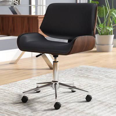 mid mod office chair max and abby design in 2019 pinterest rh pinterest com