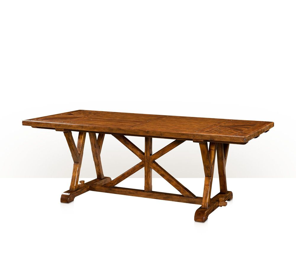 The Morris Dining Table Cb54020 Theodore Alexander Tables From