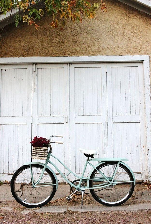 Mint Spray Paint Job Biking Diy Trendy Bike Paint Bike