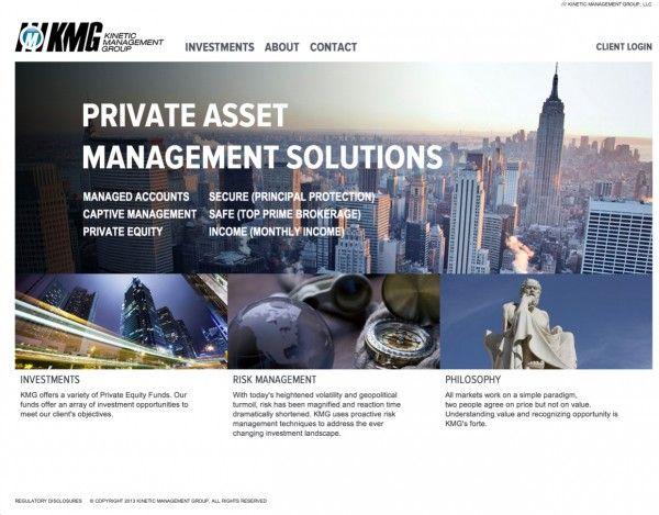 Asset Management Website Design Analysis Sarasota Fl Website Design Asset Management Portfolio Website Design