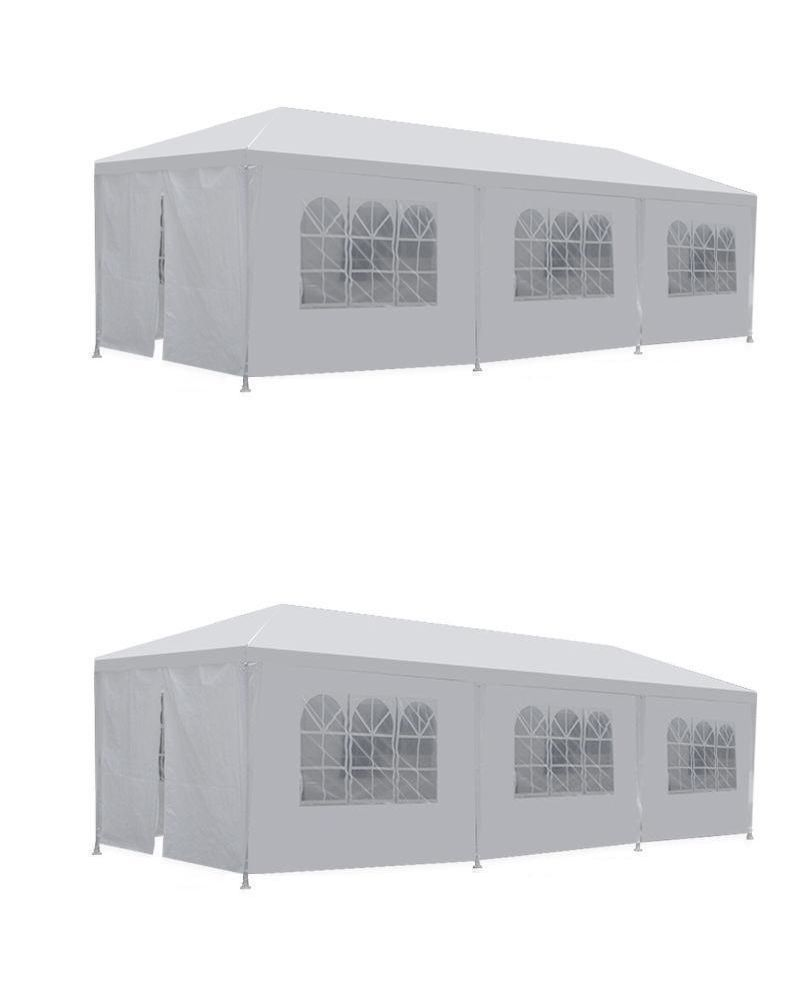 Wedding With White Tent: Marquees And Tents 180994: 10 X30 White Outdoor Gazebo