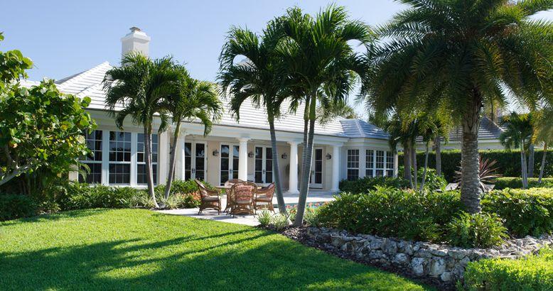 Moulton Layne Architect Vero Beach Vero Beach Beach Florida Home
