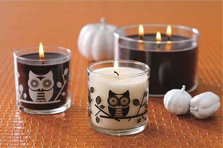 Rakastan tuoksuja ja kynttilöitä!