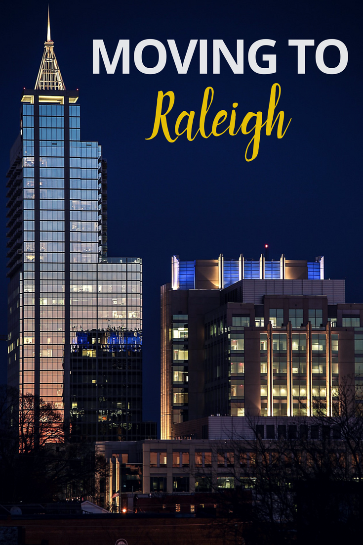 What To Consider When Moving To Raleigh, NC - Life Storage ...