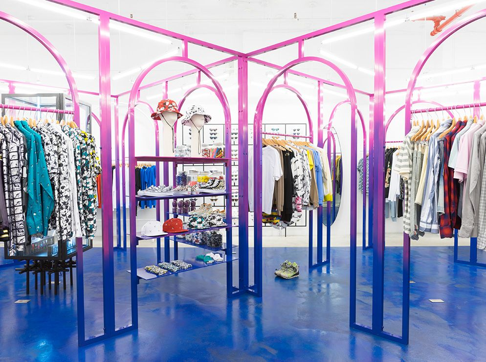13 Concept Stores You Should Know in NYC | Pinterest | City, Store ...