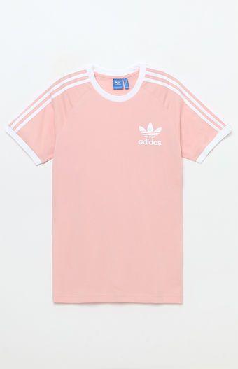adidas California Pink T-Shirt at PacSun.com