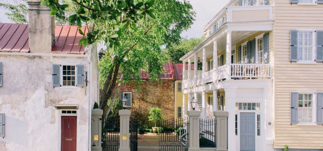 Zero George Street Boutique Hotel Charleston Hotels South Carolina History