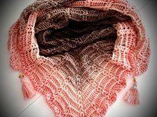 Photo of Winter Wonder crochet cloth incl. Beggar gloves