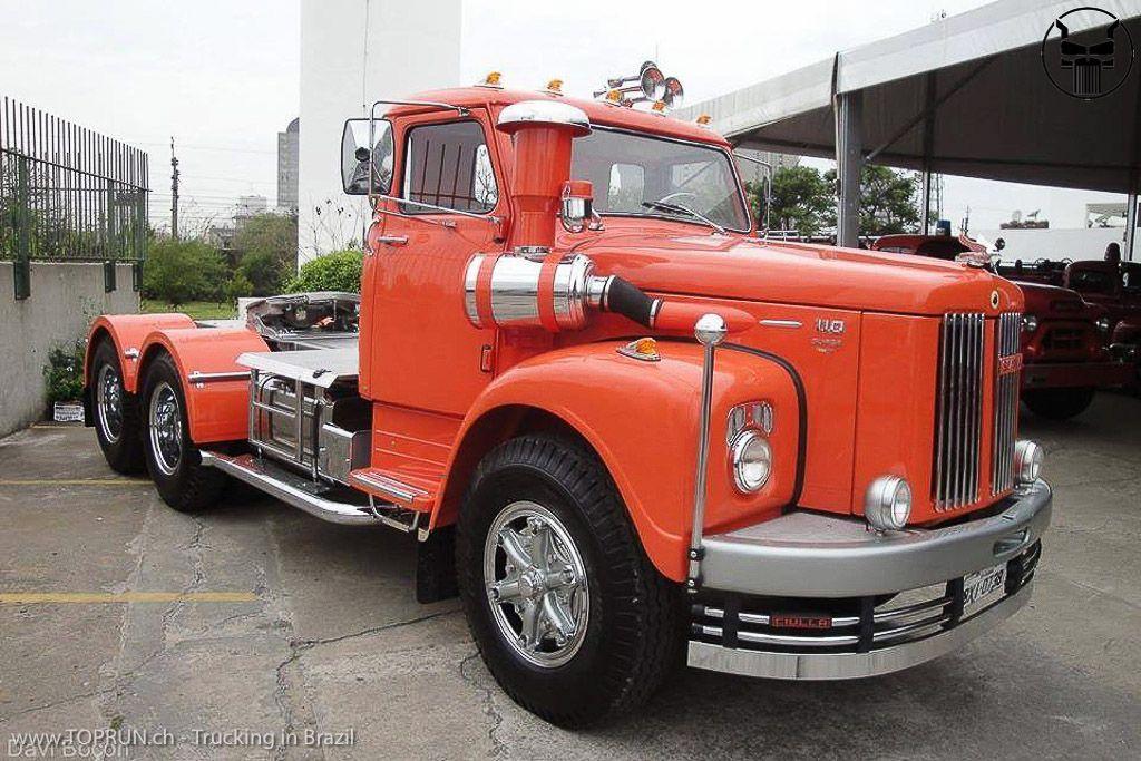 Trucking in Brazil