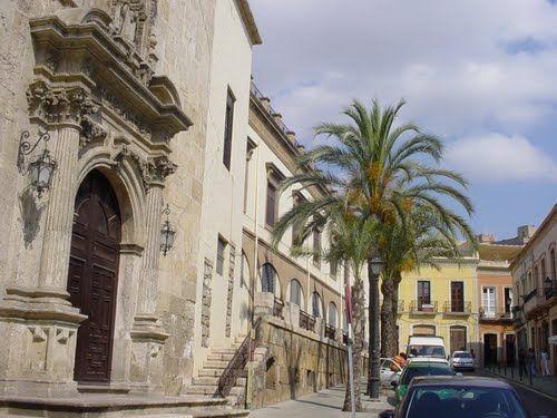 Almería - Iglesia Convento de las Claras