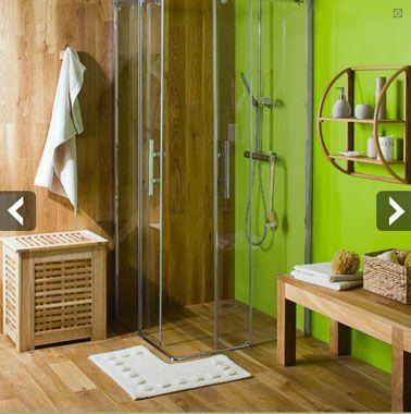 douche italienne 28 mod les et conseils d 39 installation peintures vertes douche italienne et. Black Bedroom Furniture Sets. Home Design Ideas