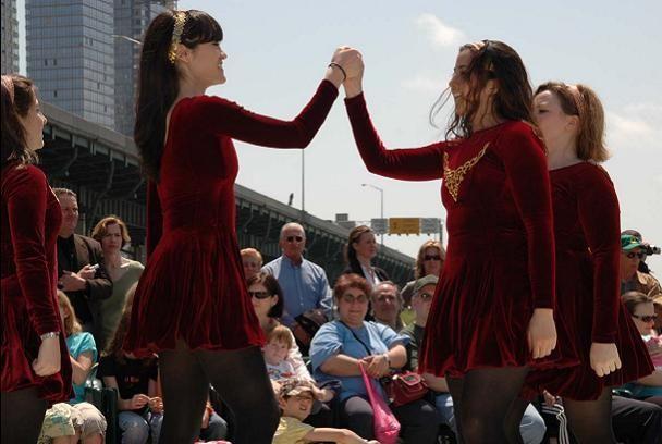Consider, that adult irish dancer are