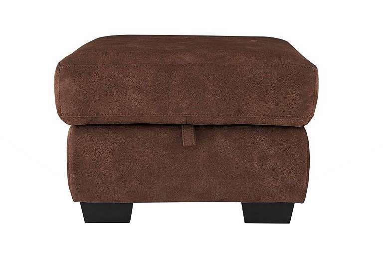 Furniture Village Dante furniture village dante fabric storage footstool elegant