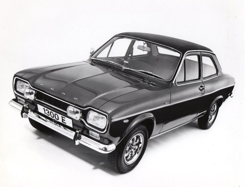 ford escort 1300 e 1973 cars ford escort ford cars rh pinterest com