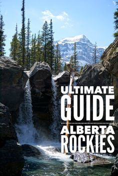101 Things to do in the Canadian Rockies. Activities that will please everyone in Banff and Jasper National Park.