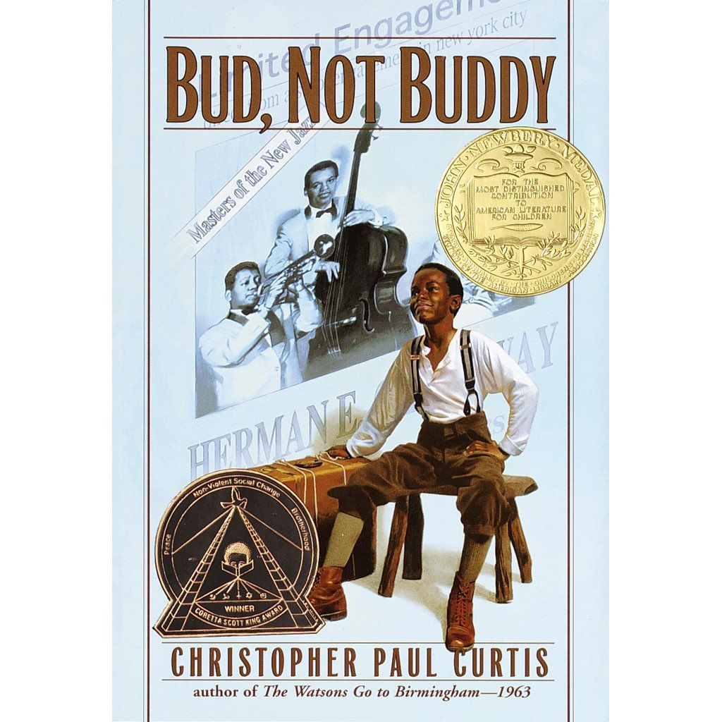 Bud not buddy chapter books christopher paul curtis books