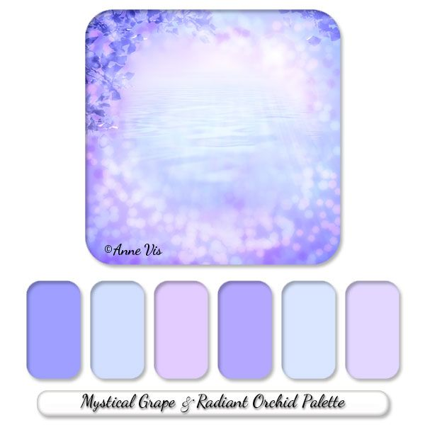 Dreamy Bedroom Color Palettes: Dreamy Wedding Line With A Mystical Grape And Radiant