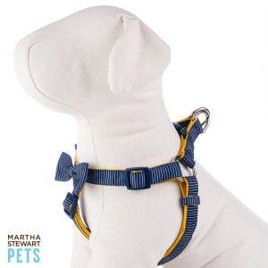 f20aec42e351084cddc81df2c50dd774 martha stewart pets® bow dog harness harnesses petsmart four