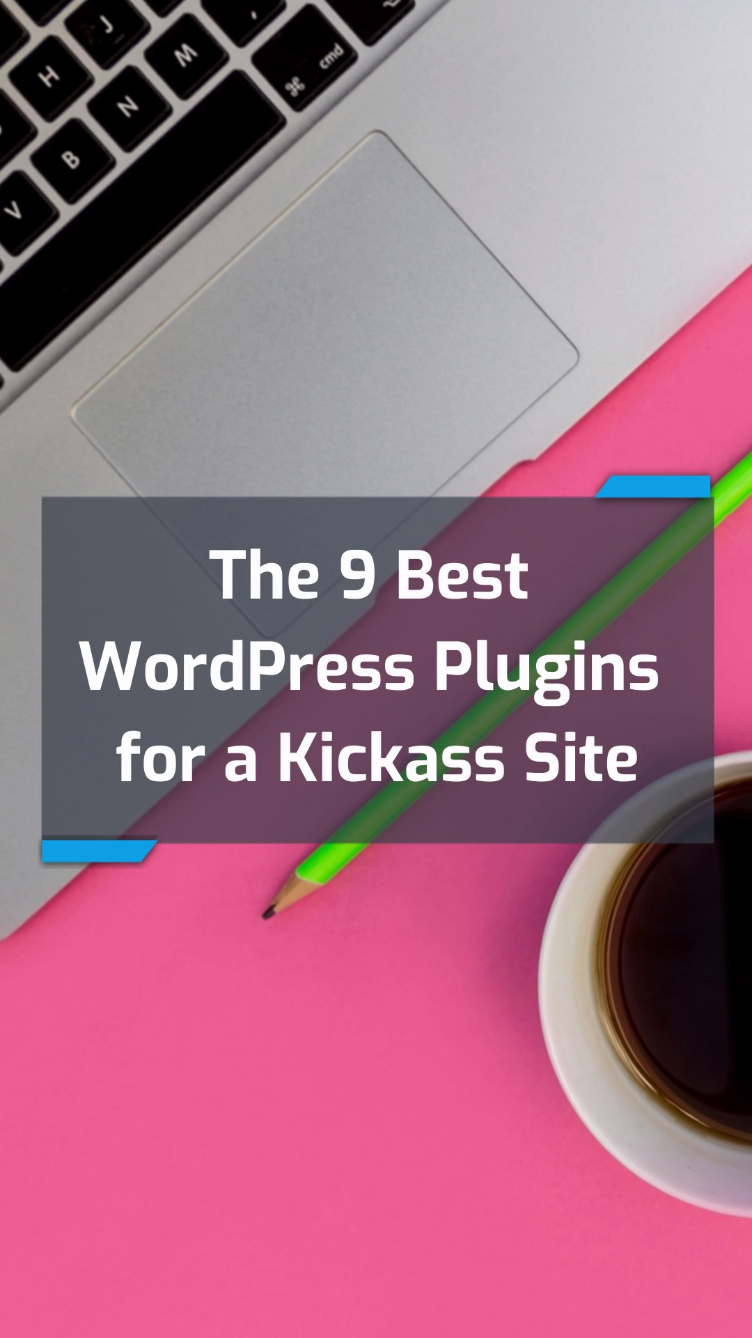 Plugins are a great way to make your blogging life easier, but you want to be very particular about what plugins you use and how many, too many could be weighing down your site, check out this post for the 9 best wordpress plugins for a kickass site #blogging #bloggingtips #wordpress #tech #plugins #blogger