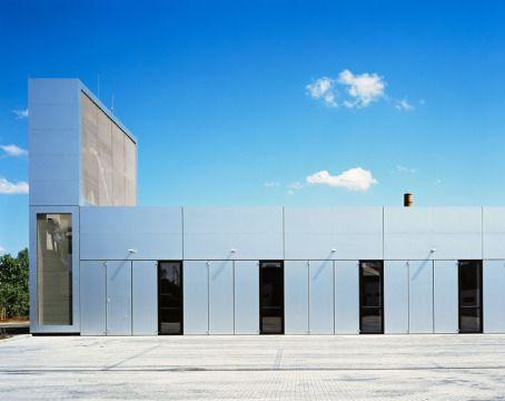Architekt Radebeul wolkenbügel feuerwache in radebeul facades and building