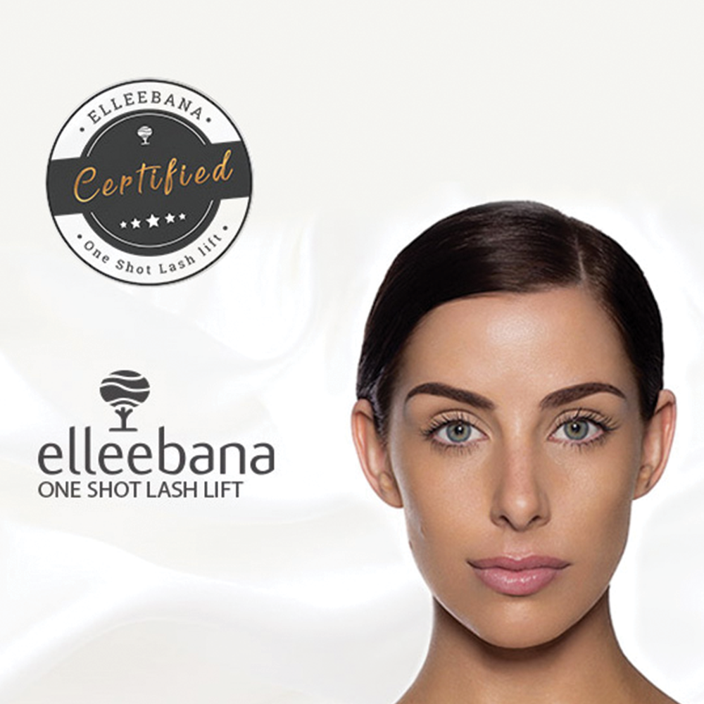 Online Elleebana Lash Lift training with kit