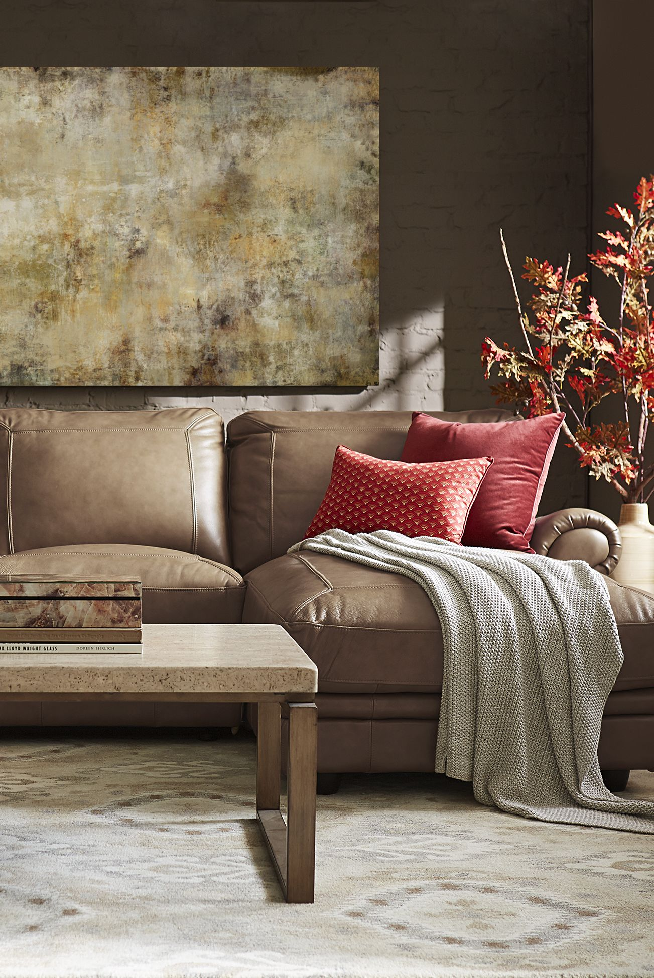 Football Sundays Are Synonymous With Fall Comfy Throws