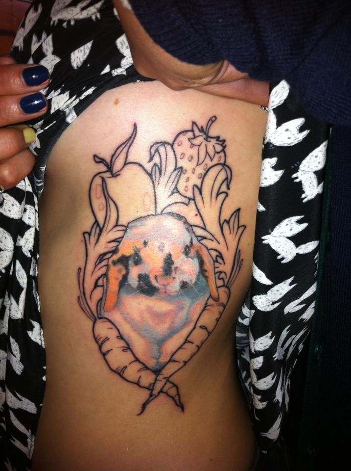 i like this one. the carrots are a nice touch. | Ink, I ...