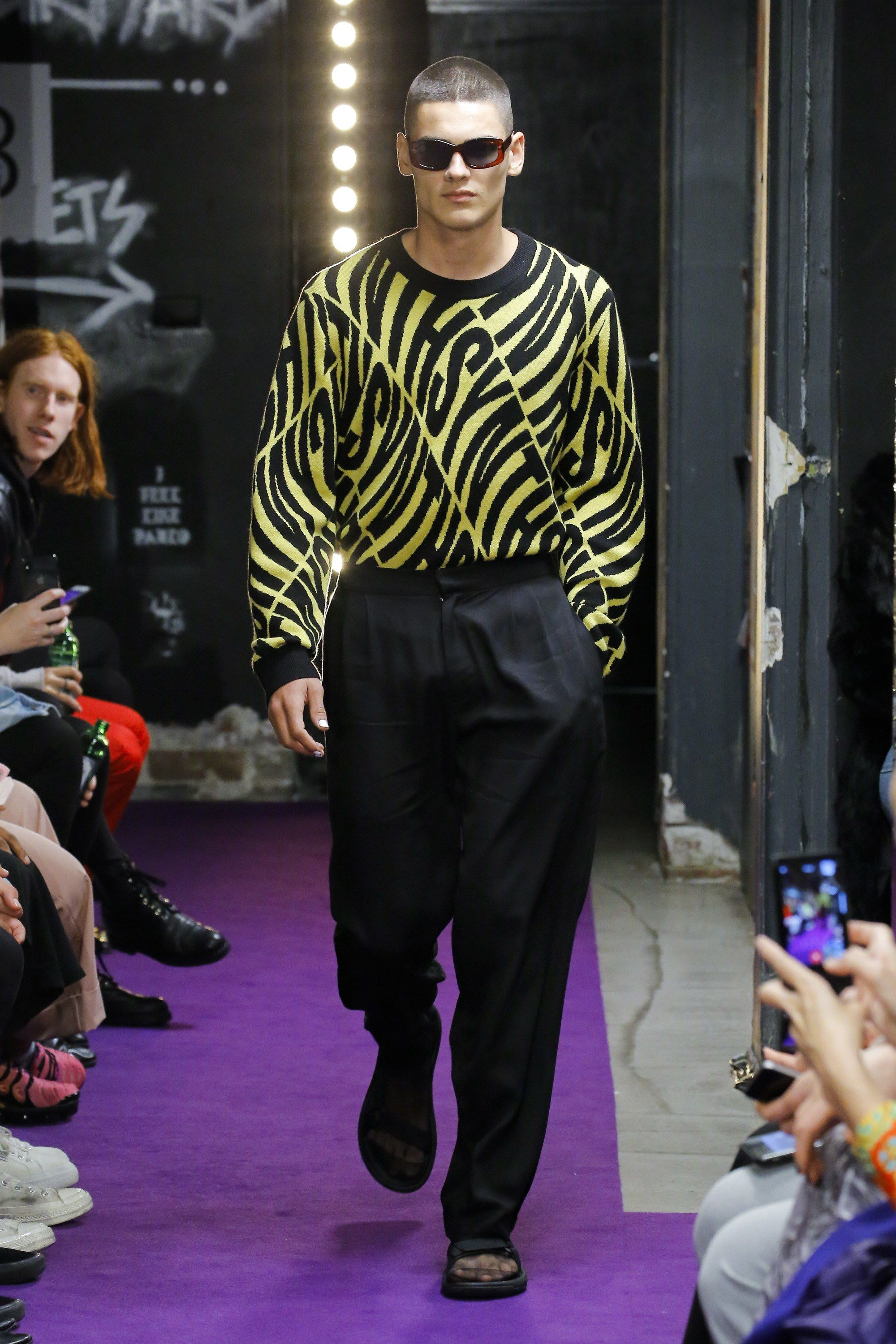 Double Rainbouu Australia Resort 2019 Fashion Show Menswear Runway