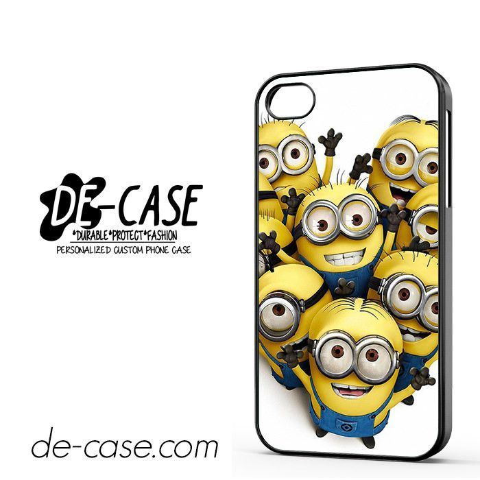Despicable Me Minions Poster DEAL-3194 Apple Phonecase Cover For Iphone 4 / Iphone 4S