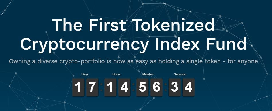 The First Tokenized Cryptocurrency Index Fund Owning A Diverse